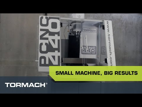 The New Tormach PCNC 440: Welcome to the Era of the 'Desktop