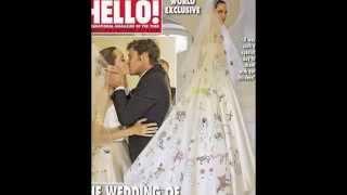 Брэд Питт женился!!! Свадьба Анджелины Джоли и Брэда Питта Angelina Jolie and Brad Pitt's wedding