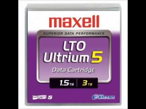 LTO 5 Media Sony LTO5 Backup Tape HP LTO-5 Storage Media Tapes Quantum Data Tape