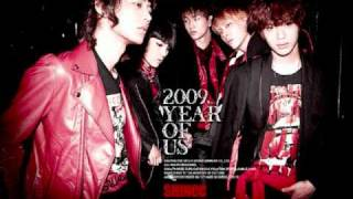3. JoJo - SHINee  (2009, Year of Us)