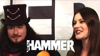 Nightwish Interview - (Tuomas Holopainen And Floor Jansen) - The Future Of Nightwish | Metal Hammer