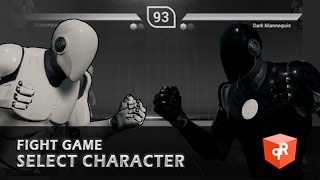 Unreal Engine 4: Create Fight Games UPGRATE