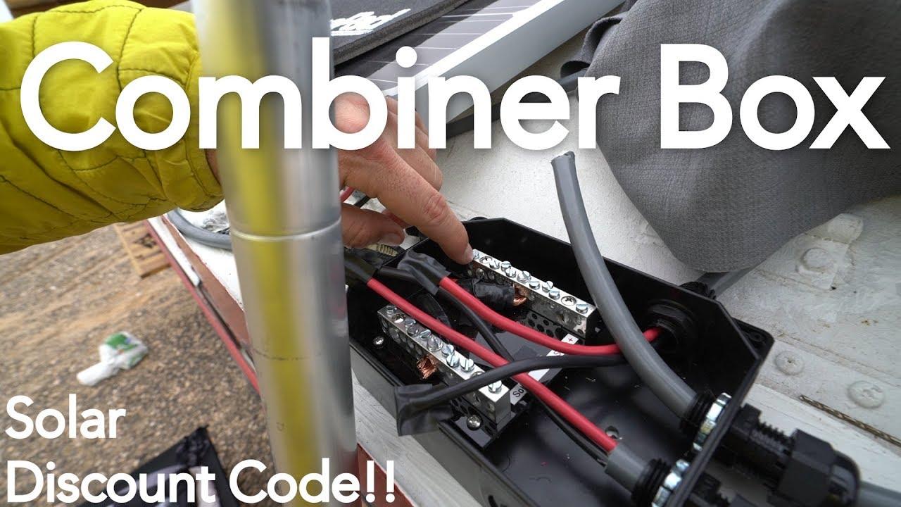 combiner box wiring diagram [ 1280 x 720 Pixel ]