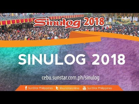 Sinulog Grand Parade 2018