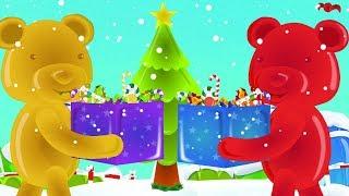 Deck The Halls | canzoni di Natale | Christmas Jingle | Jelly Bears Italiano | canzoni per bambini