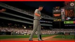 Major League Baseball 2K12 Wii Trailer