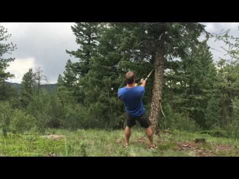 TRX Backcountry Beer Workout - One Arm Row