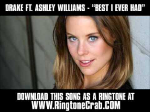 Drake ft. Ashley Williams - Best I Ever Had REMIX [ New Video + Download ]