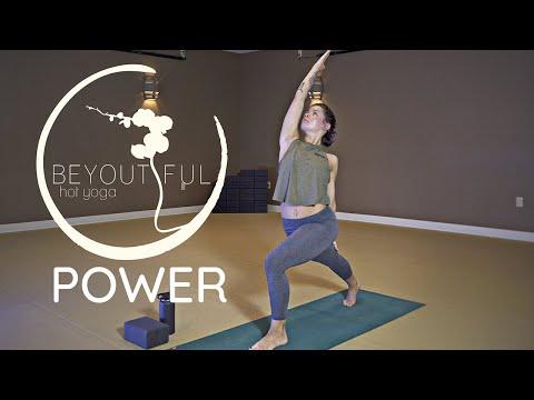 POWER ☀️beyoutiful HOT YOGA at Home