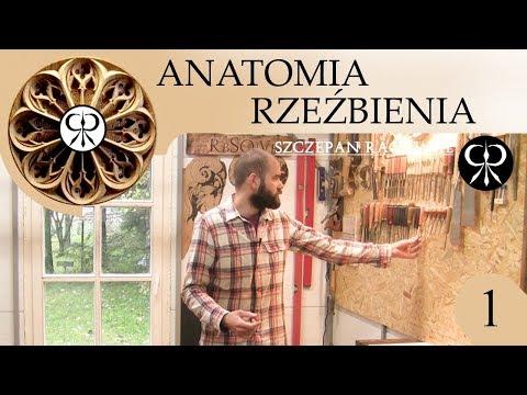 Anatomia rzeźbienia cz.1 - najlepsze i najgorsze drewno do rzeźbienia.