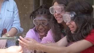 ellen ochoa stem academy at ben milam elementary promotional video