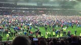 Cardiff City FC get promoted to the premier league!