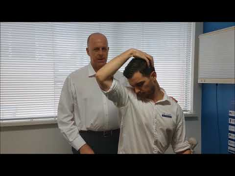 All Care Physiotherapy Neck Stretch 2
