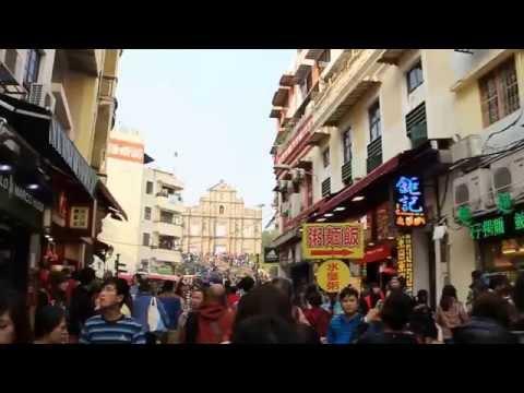 HONG KONG & MACAU BACKPACK TRIP 2014