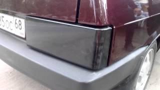 Бензобак в фаре ваз 2108(, 2013-09-21T21:07:30.000Z)
