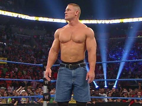 DVD Preview: Survivor Series 2010 - John Cena leaves WWE