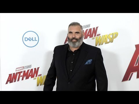 "Benjamin Byron Davis ""Ant-Man and The Wasp"" World Premiere Red Carpet"
