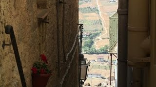 Sicilian hilltop homes on sale for one euro