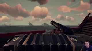 Samotny Pirat Dawidek szuka przygód - Sea of Thieves / 28.01.2019 (#2)