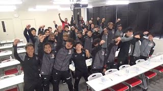 We are, we are #grampus !!! #アウトテイク #デジっち #やべっちFC.