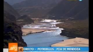 Vivo en Argentina - Potrerillos, Mendoza - Deportes de montaña - 25-06-12