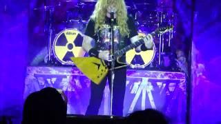 Megadeth - Head Crusher Live