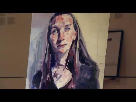Wiesner Student Art Gallery