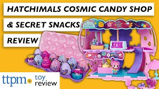 Hatchimals Cosmic Candy Shop & Secret Snacks from Spin Master