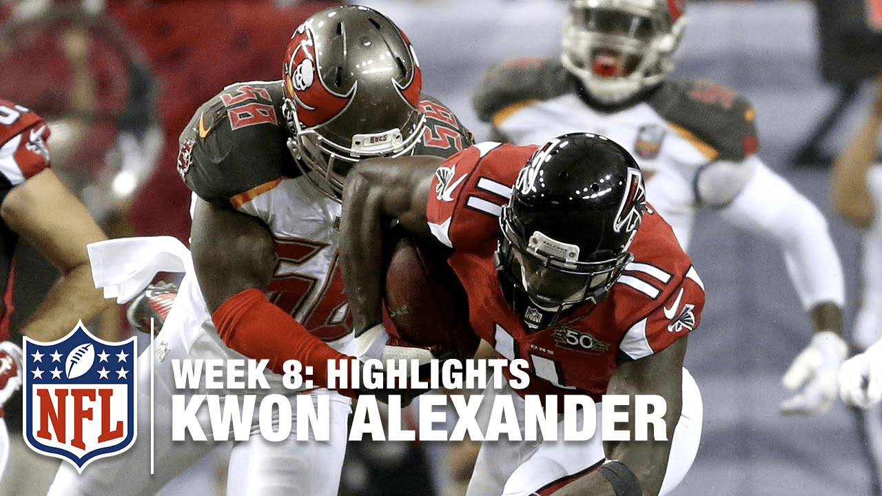 reputable site 49ddd fb119 Kwon Alexander: How new 49ers linebacker will impact defense