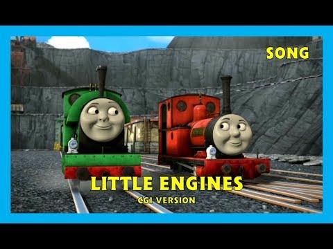 Little Engines - CGI Version - HD