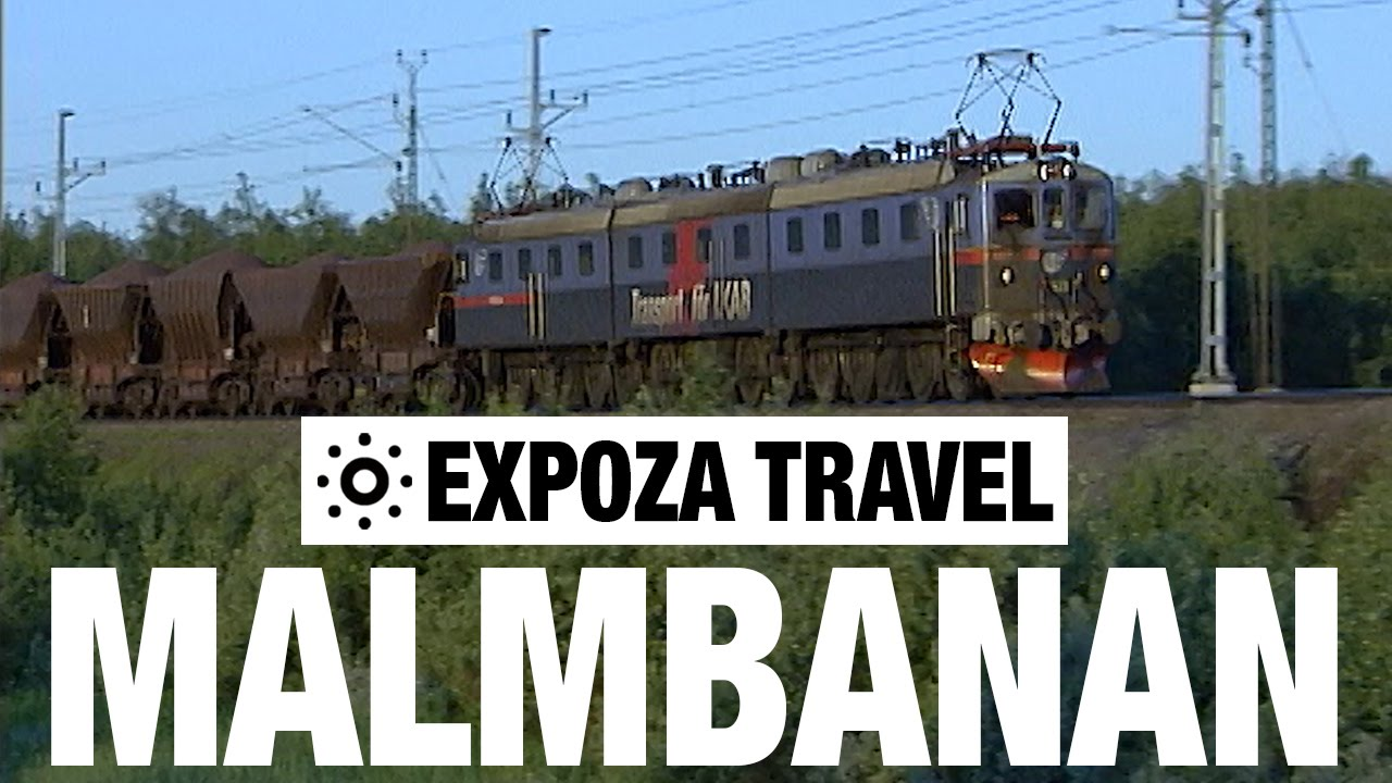 Malmbanan (Sweden & Norway) Vacation Travel Video Guide
