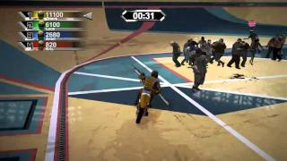 Dead Rising 2 Gameplay Q9550 4,0Ghz HD 5850
