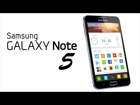 Next New Samsung Galaxy Note 5 (2015) and Android 5.2 - What I Want to See!