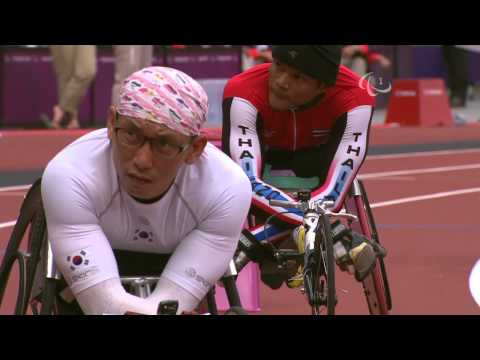 Athletics - 2-Sep-2012 - Morning - London 2012 Paralympic Games
