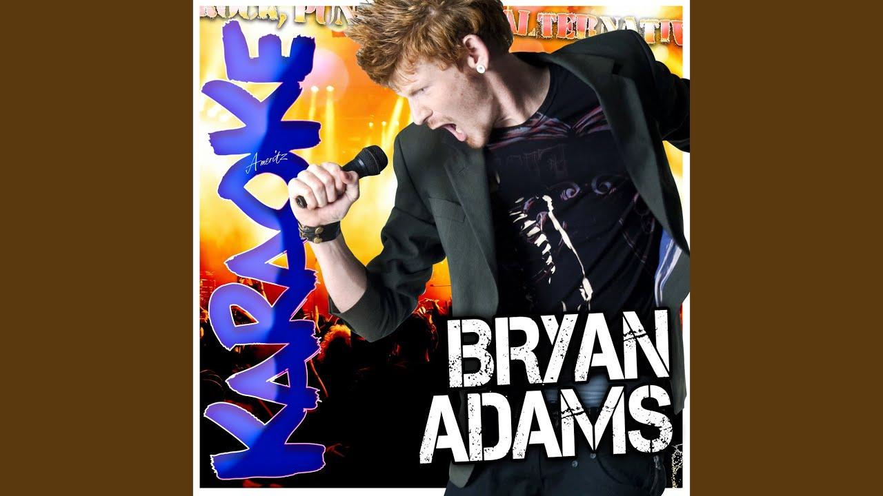 BRYAN ADAMS - RUN RUDOLPH RUN LYRICS