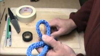 How to replace the thimble in your Amsteel Blue Winch Rope