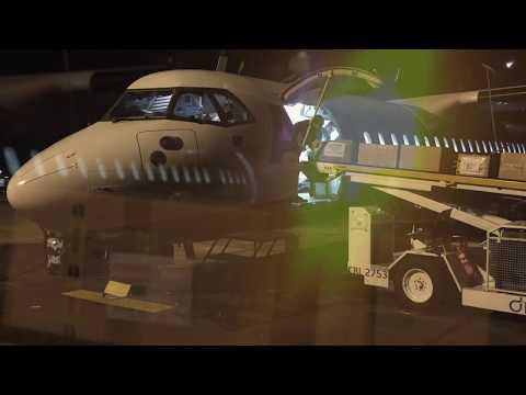 ATR 72-600 Cargo operation [HD]