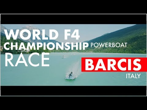 World Powerboat championship Italy, Barcis 2018