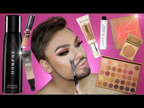 Trying New 2019 AFFORDABLE Makeup | SHOOOK! thumbnail