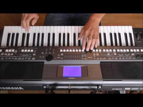 Flashdance   Yamaha psr s 670