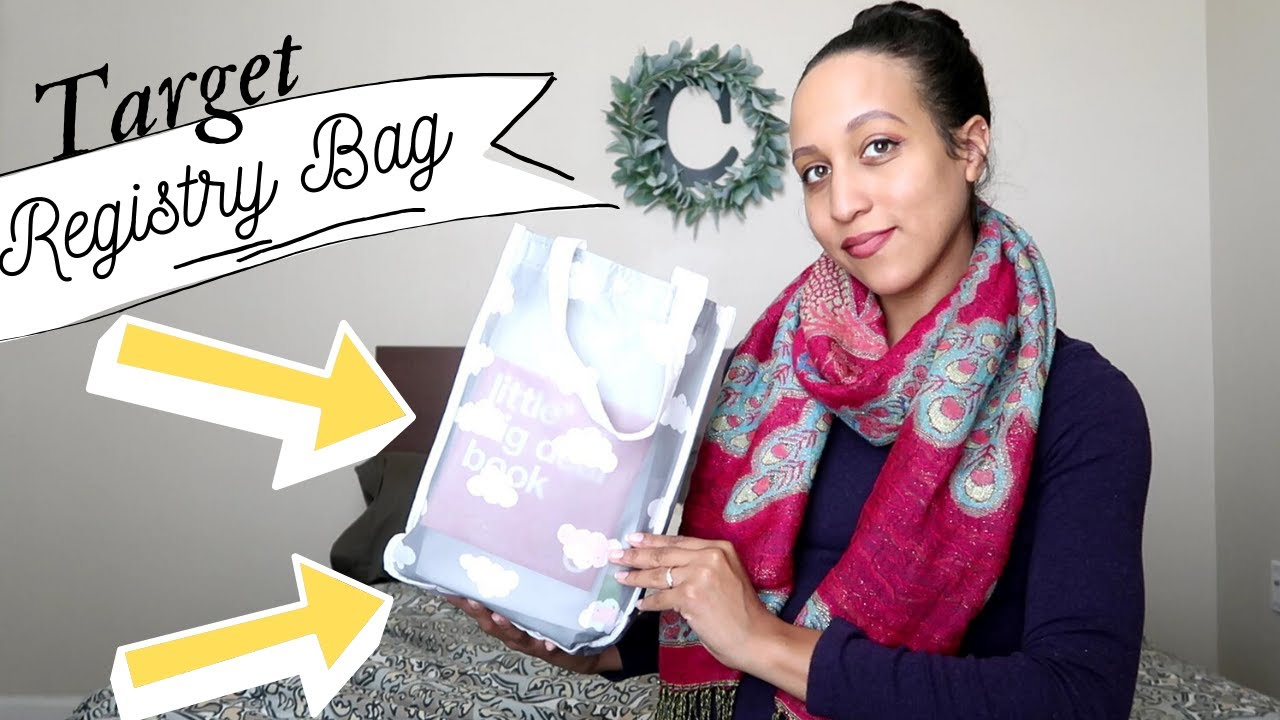 Target Baby Registry Gift Bag 2019 | Free Baby Stuff - YouTube
