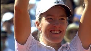 TenniStory: Justine Henin