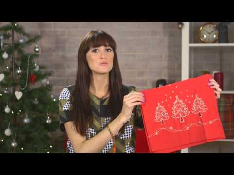Top 5 Christmas Table Decorations Home Decor Hauls S2e4