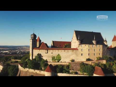 """Coburg von oben - ANTENNE BAYERN """"Bayern von oben"""""""
