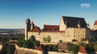 Coburg von oben - ANTENNE BAYERN