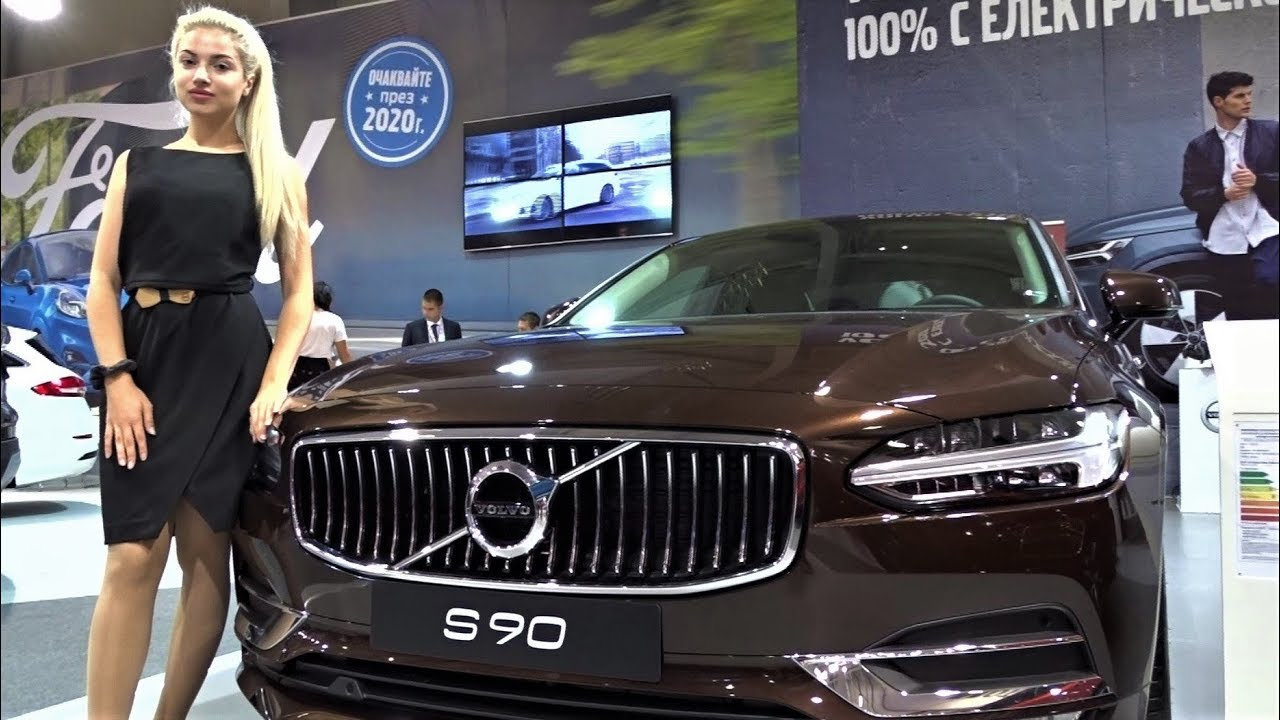 2020 Volvo S90 New Review