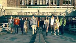 Skins Opening 1-5 (All Series)  HD 720p