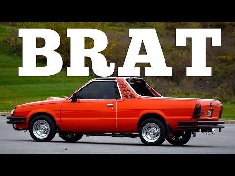 Regular Car Reviews: 1987 Subaru BRAT