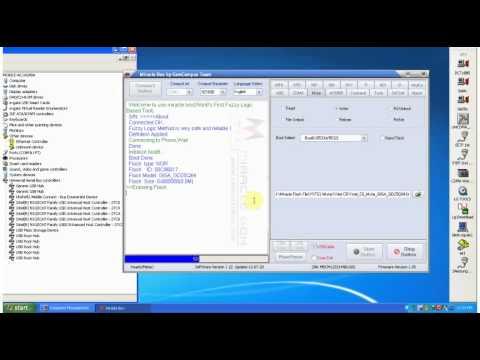 Mstar Flash Write USB