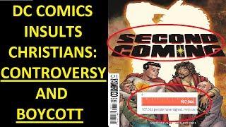 CONTROVERSY For DC Comics AGAIN After Vertigo Line Makes Headlines For Second Coming